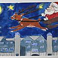 クリスマスの絵2